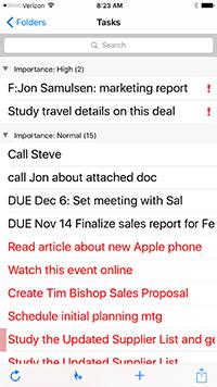 TaskTask iOS App for MYN and 1MTD   Michael Linenberger's Blog